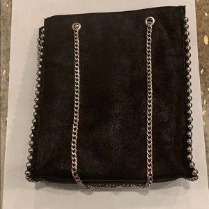 Zara Studded Tote Bag